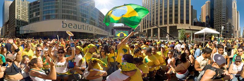 BRASILEIROS NO EXTERIOR - COMUNIDADES